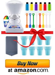 Little snowie 2 ice shaver machine with bundle