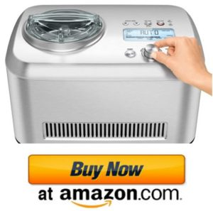 Breville ice cream maker on amazon