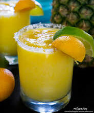 Frozen pineapple margarita recipes 2020