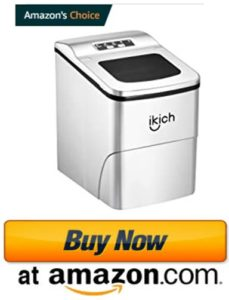 EKICH portable and countertop ice maker