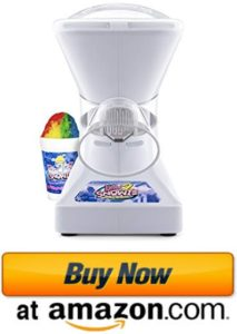 Little snowie 2 commercial snow cone machine