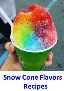 Snow cone syrup reviews 20202