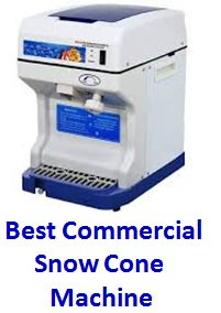 Best snow cone machine commercial