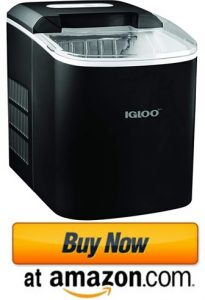 Igloo ICEB26BK Portable Electric Countertop 26-Pound Automatic Ice Maker