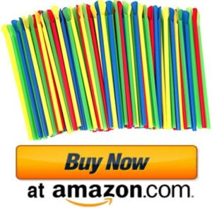 Buy best paragon snow cone spoon straws
