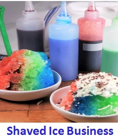 How to start a profitable shave ice business