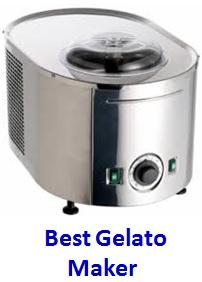 gelato maker